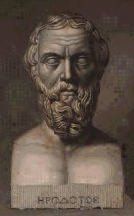 a biography of herodotus a greek historian Find out more about the history of herodotus, including videos, interesting  articles,  herodotus was born in about 485 bc in the greek city of  halicarnassus,.
