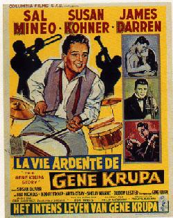 life and times of gene krupa essay Benny goodman started his own 12-piece jazz band in 1934 the band was made up of three saxophones, three trumpets, two trombones, and 4 people in the rhythm section.